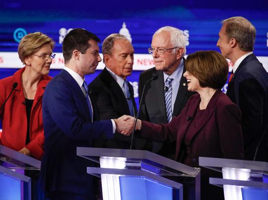 Кандидату Сандерсу придумали прегрешения: что случилось на демократических дебатах