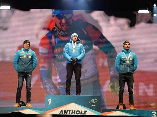 Российского биатлониста обвинили во всех смертных грехах
