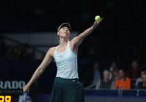Шарапова трогательно попрощалась с теннисом