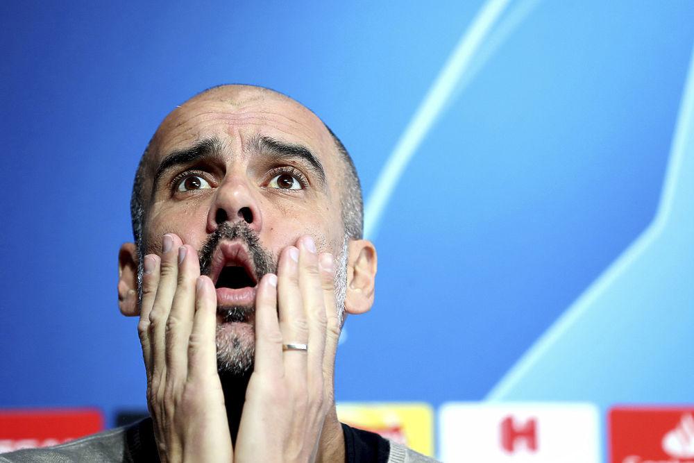 Боль Гвардиолы: как звездный тренер вылетал из Лиги чемпионов