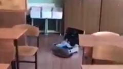 Следователи Ульяновска показали место нападения с ножом подростка на учительницу