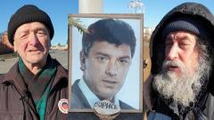 Волонтеры назвали мемориал Немцову в Москве глотком воздуха