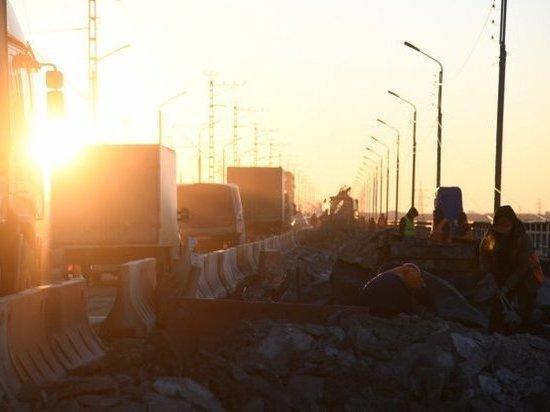 Мост через ГЭС будет отремонтирован в 2021 году