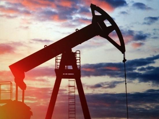 Цена нефти Brent упала ниже $53