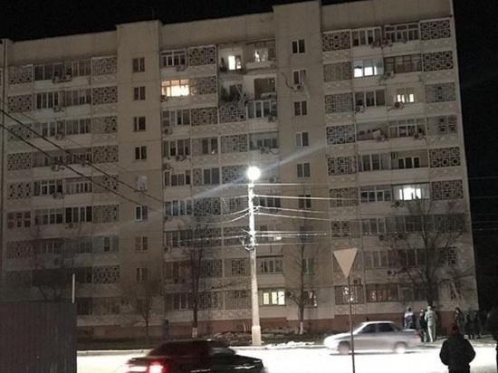 В многоэтажке калмыцкой столицы произошел взрыв