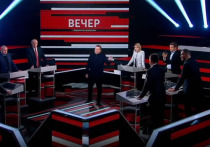 Соловьев выгнал из студии украинского политика из-за Шухевича