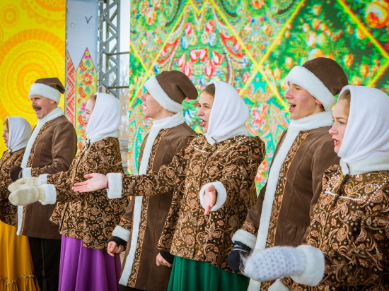 Гостей «Сибирской Масленицы» приглашают на праздник со своими термокружками