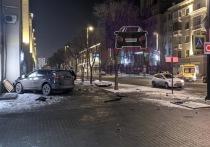 В результате аварии незначительные травмы получили водитель «Мазды» и 22-лений пассажир «Тойоты»
