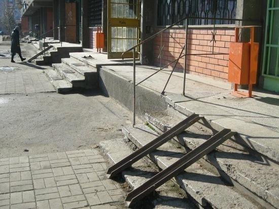 Корреспондент «МК в Серпухове» узнал, насколько в округе легко жить людям с нарушениями опорно-двигательного аппарата