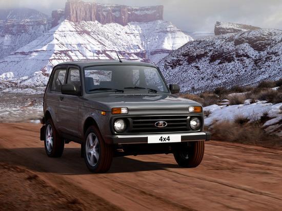 Стали известны самые популярные за рубежом автомобили российской сборки