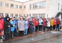 26 февраля в Рязанском геронтологическом центре имени Мальшина прошел мастер-класс по «скандинавской ходьбе»
