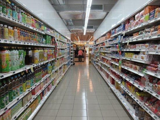 В Германии представили список рекомендуемых продуктов на случай эпидемии коронавируса