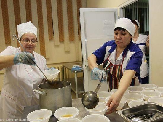 В Касимове школьники не получали горячие завтраки