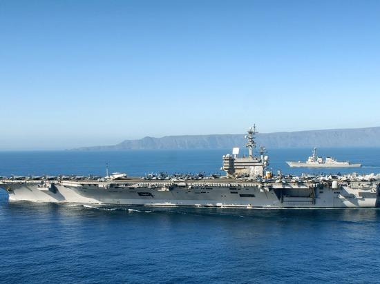Россия испытала гиперзвуковое оружие с палубы корабля
