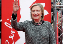 На Берлинский кинофестиваль приехала Хиллари Клинтон