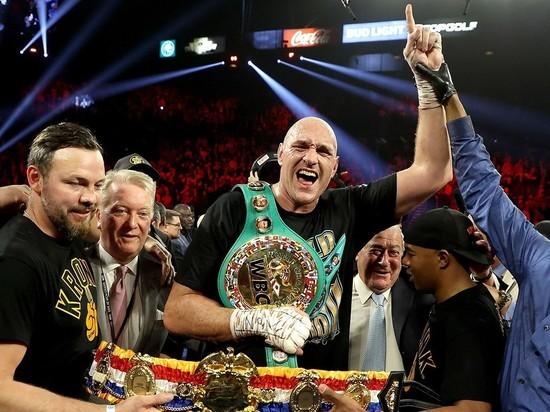 Фьюри нокаутировал Уайлдера и стал чемпионом мира…