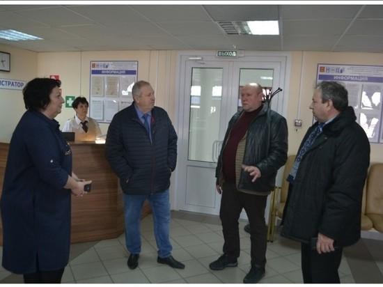 За опытом управления территорией едут в Тверскую область