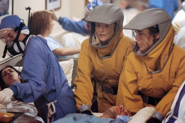 Названы лучшие фильмы и сериалы про эпидемии