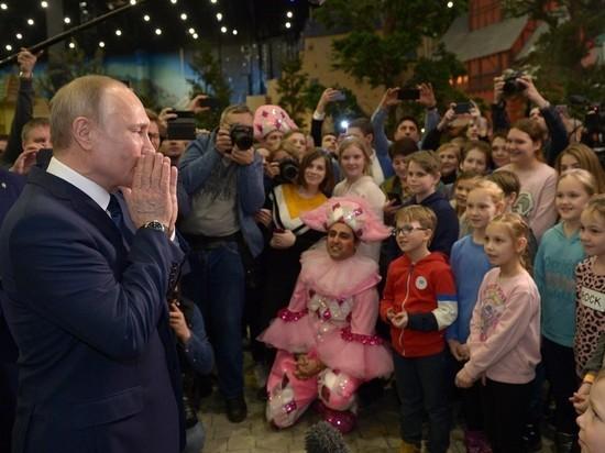 Детдомовец попросил Путина помочь ему вернуться к бабушке