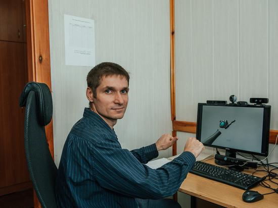 Путин дал 10 млн глухому сибирскому программисту на переводчик жестов
