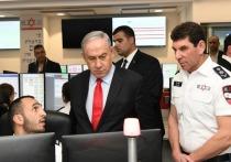 Премьер-министр Биньямин Нетаниягу посетили особый штаб МАДА