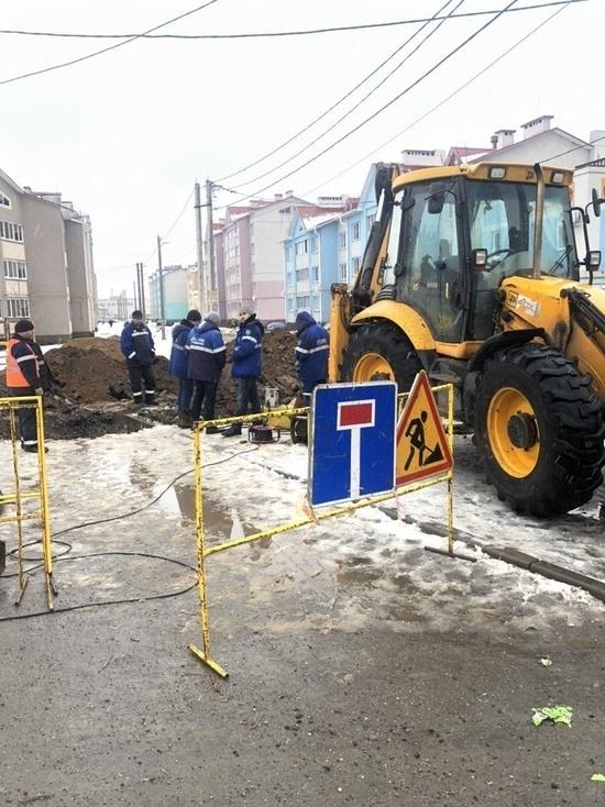 Вчера, 27 февраля, в Иванове, в микрорайоне Новая Ильинка из-за аварии на сетях, МКД №7А, был отключен от газоснабжения