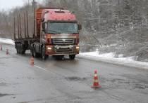 Автомобильную дорогу от Чекшино до Тотьмы отремонтируют картами на Вологодчине