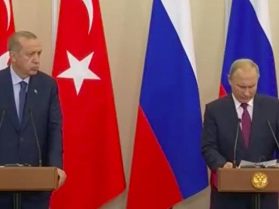 Советник Эрдогана пообещал России