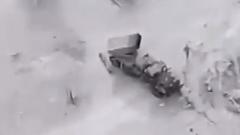 Турецкие СМИ опубликовали видео авиаудара по сирийским войскам