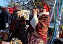 Программа празднования Масленицы в Рязани