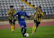 Тамбовские футболисты заняли второе место на Кубке ФНЛ
