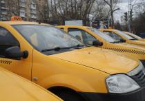 ГИБДД отчиталась о резком росте количества ДТП с участием такси