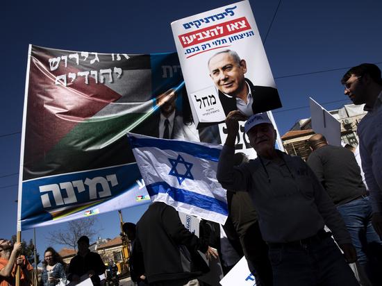 Политическую систему Израиля охватил паралич