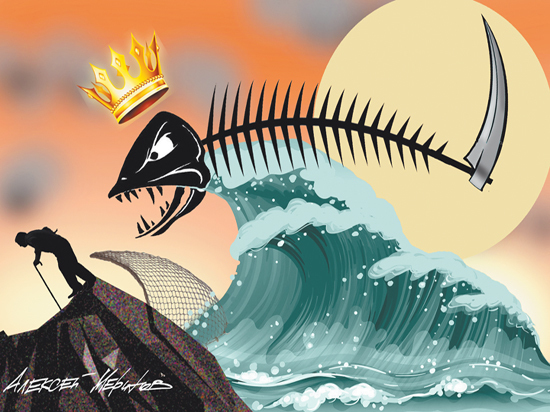 Коварная реинкарнация золотой рыбки