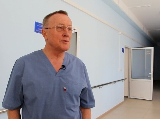 Дагестанскую больницу посетил главный нейрохирург Минздрава России