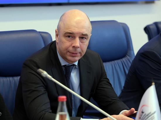 Силуанов объяснил обрушение рубля