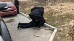 """Как в Крыму оперы ФСБ """"взяли"""" с поличным мошенника-силовика"""