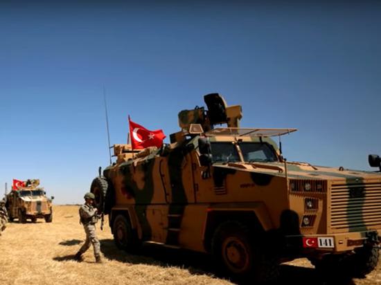 Турция нанесла удар по заводам по производству химоружия в Сирии