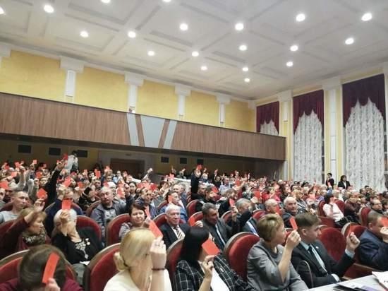 В Йошкар-Оле избраны делегаты на XI съезд марийского народа