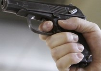 В Москве безработный с пистолетом отобрал у школьника 40 рублей
