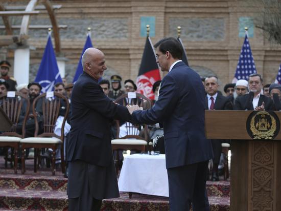 Выберется ли Трамп из афганской ловушки