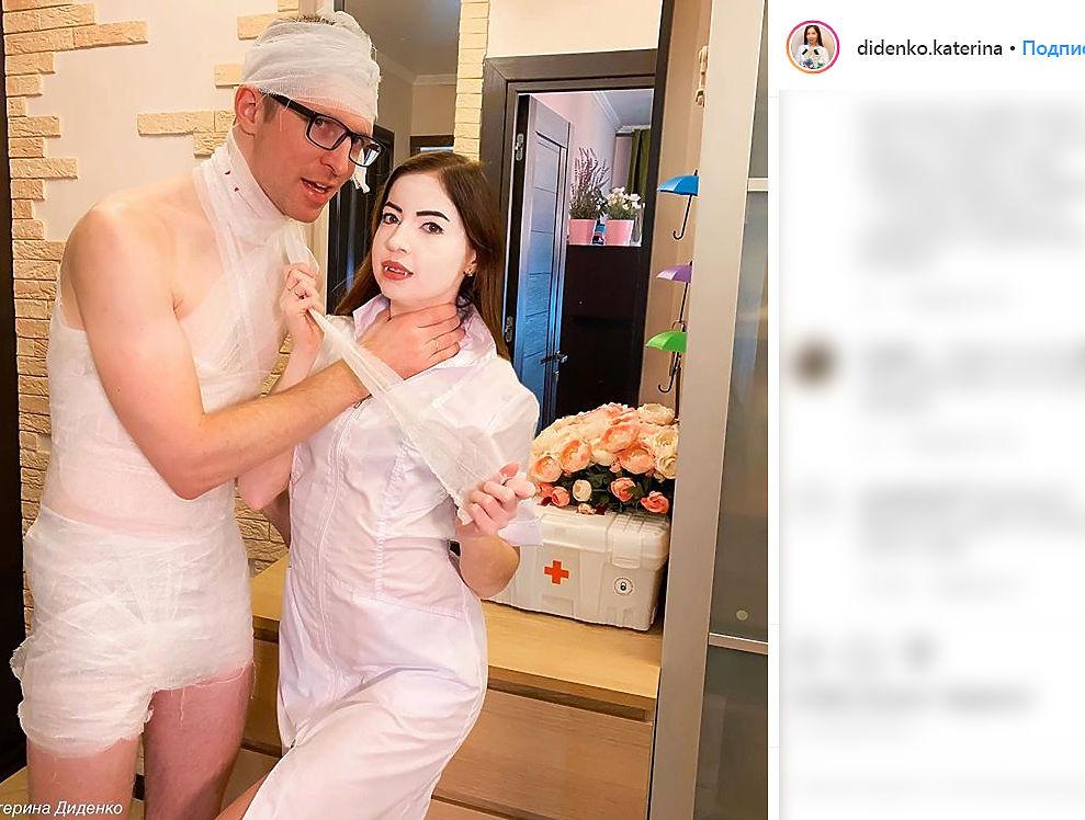 Супруги Диденко любили опасные эксперименты: фото скандальных блогеров