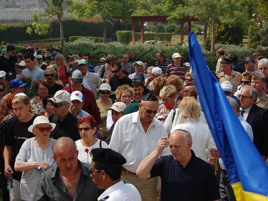 КСОРС Израиля выразил соболезнования выходцам из Украины