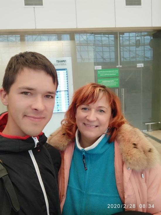 Красноярец, отправившийся в кругосветку, досрочно вернулся домой через 155 дней