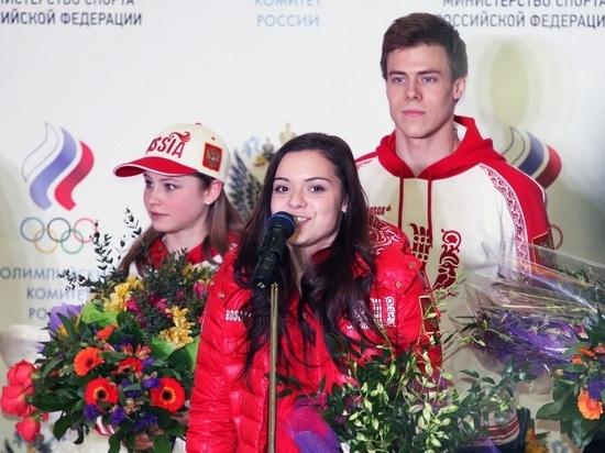 Агент рассказала о позвоночнике ушедшей из спорта Сотниковой