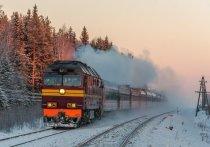 В Ярославской области сошедший с рельсов поезд заблокировал движение по СЖД