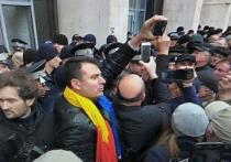 Активисты  «Unirea» и ветераны конфликта на Днестре вышли на протест
