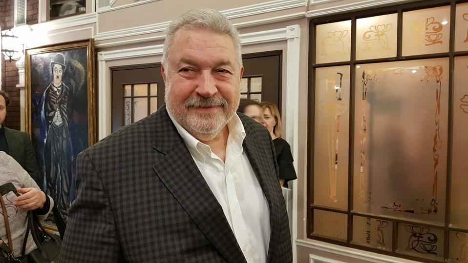 «Нику» «За честь и достоинство» получит режиссер и сценарист Ибрагимбеков