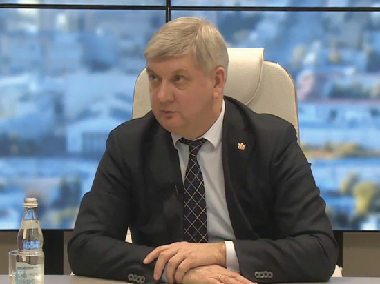 Александр Гусев провел первую видеоконференцию