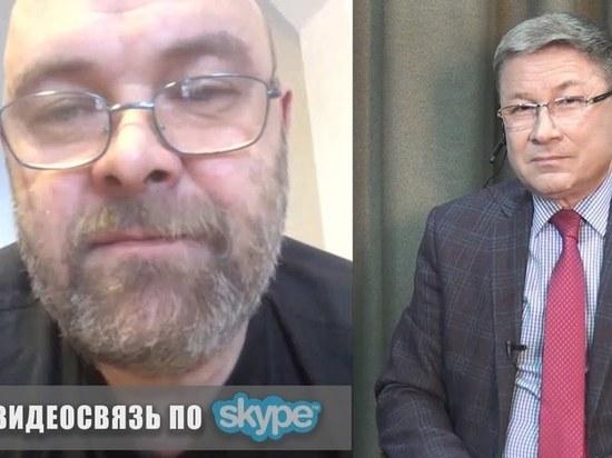 Руководитель администрации бывшего правительства Хакасии Владислав Никонов дал интервью программе «Телегамбит»